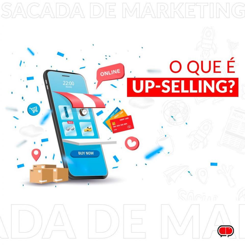 O QUE É UP-SELLING?